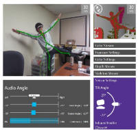 Full Body Detection for Interactive Robotics